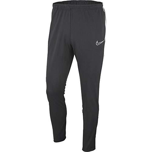 Nike Herren Trainingshose Academy19 Knitted Pant, Anthracite/White/White, 2XL, AJ9181-060