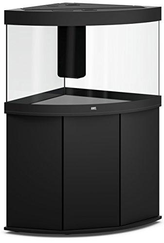 Juwel Aquarium 16351 Trigon 190 LED, mit Unterschrank SBX, schwarz