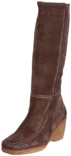 Wonders Damen G3009 Stiefel, Beige/Taupe, 36 EU