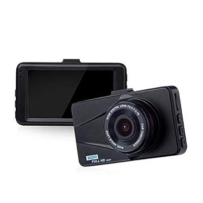XIANWEI Driving Recorder,Full HD Car Camera,Driving Video Recorder Night Vision Car Dashboard Camera,3-inch HD Screen by XIANWEI