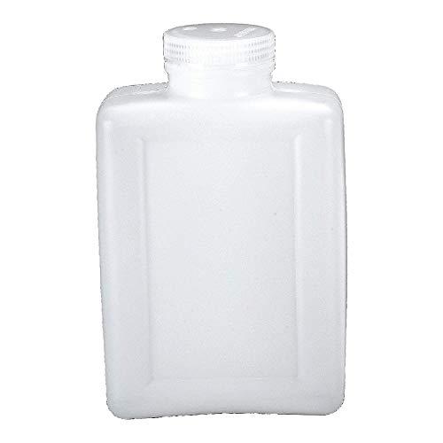 Nalgene Aufbewahrungsdosen Weithalsflaschen, rechteckig Trinkflasche, Transparent, One Size