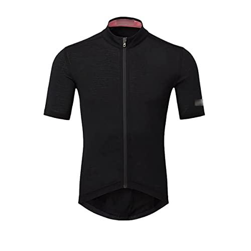 Ciclismo tops hombres ciclismo desgaste manga corta ropa verano maillot ciclismo camisa MTB chaqueta, Hombre, 13, S