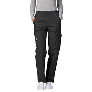 Adar Pantalones Médicos – Pantalones de Uniforme Médico para Mujeres
