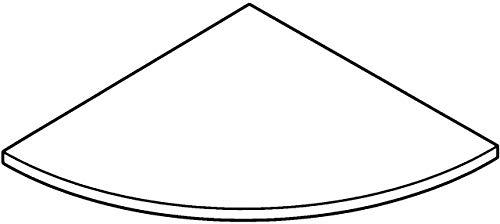 Posseik 299617 Verbindungecke Noce-Nachbildung 80 x 80 x 3.2 cm