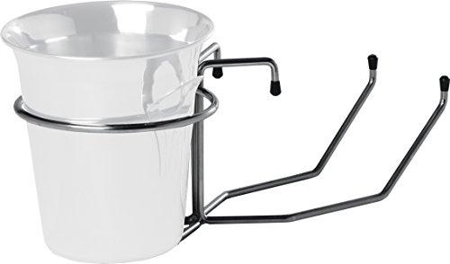 HENDI Tischhalterung, für Weinkühler, HENDI Weinkühler 593103 separat erhältlich, Ständer, ø195x(H)510mm, Verchromt