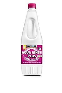 Thetford 30358 Aqua Rinse Plus - Lquido para inodoros de Acampada (1,5L)