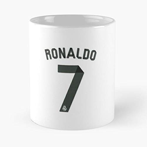 C-r7 Cristianoronaldo Classic Mug Best Gift Coffee Mugs 11 Oz