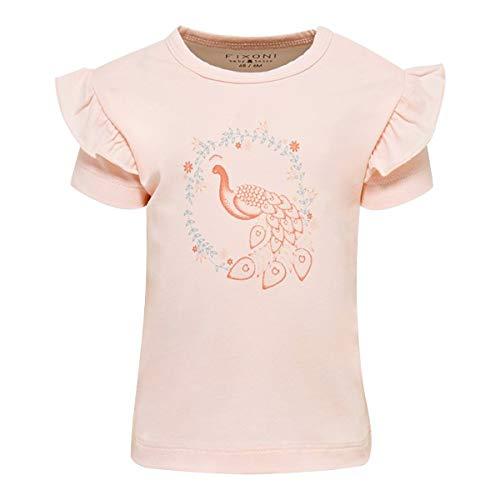 Fixoni T-Shirt ruchés Paon Top bébé vêtements bébé, Rose