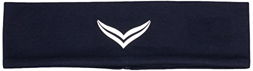 Trigema Women's Headband Blue Blau (blau 046) One size