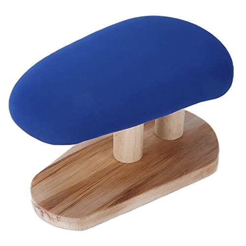Eosnow Planchado De Mesa, Tabla De Planchar Duradera para Salas De Manualidades(Taburete de Planchar Cuadrado)