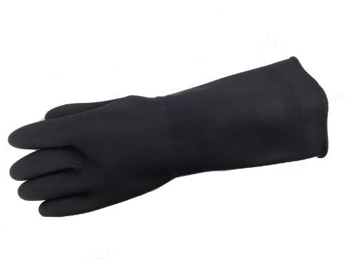 Held Überzieh-Handschuh - Farbe: SCHWARZ, Größe: 10
