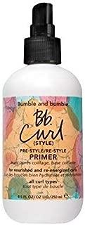 Bb Curl Pre/Re Style Primer (250ml)