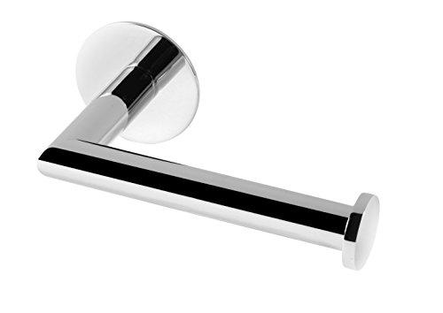 Aqualy® Selbstklebender Toilettenpapierhalter Chrom