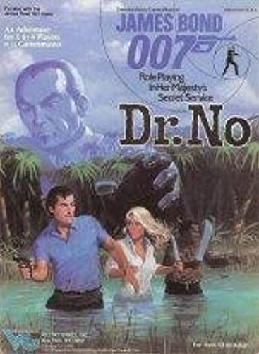 Dr. No (James Bond 007 role playing game, 35006) by Neil Randall (1990-09-03)
