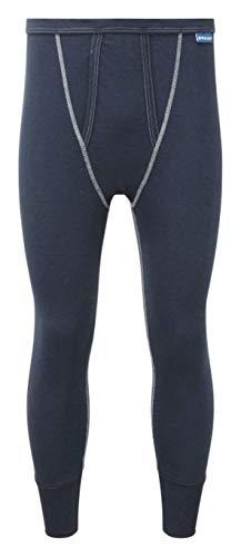 PULSAR BZ1503 - Pantaloni termici Blizzard, taglia M, colore: Blu navy