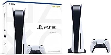 Console Playstation 5 PS5 Sony Disc Version, com Capacidade do SSD: 825GB, Tipo de controle: DualSense, Conexões: HDMI - B...