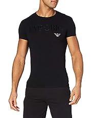 Emporio Armani Underwear 111035cc716 Top Pigiama, Nero (Nero 00020), Medium Uomo