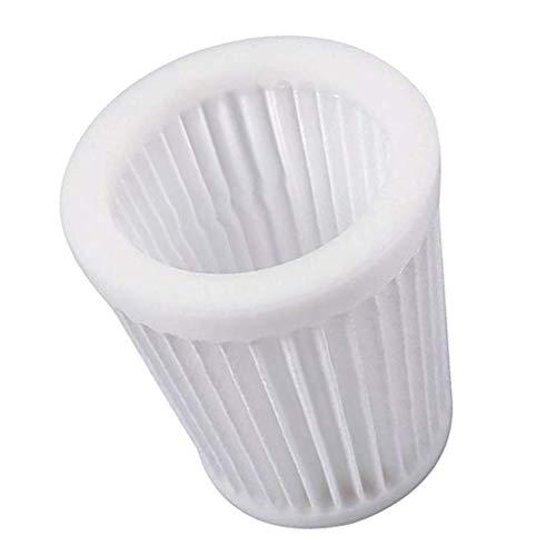 LOVIVER Filtro HEPA de Aspiradoras Parte Reemplazable Repuestos para aspiradora Limpiadoras de Vapor Pulidores de Suelos