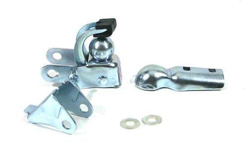 Standaard koppeling metalen fietskar POWERTAKER en MAXICARGO