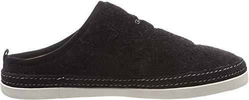 GANT Footwear Herren FRANK Pantoffeln, Schwarz (Black G00), 40 EU