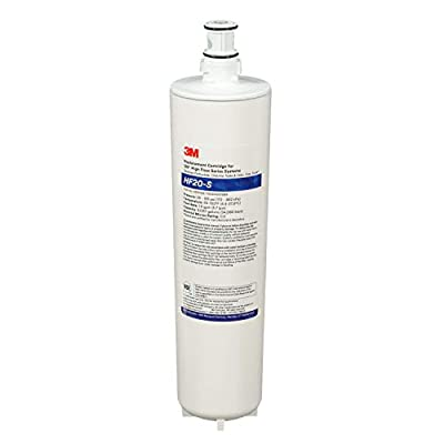 3M(TM) Water Filtration Products Replacement Filter Cartridge, Model HF20-S, 5615103