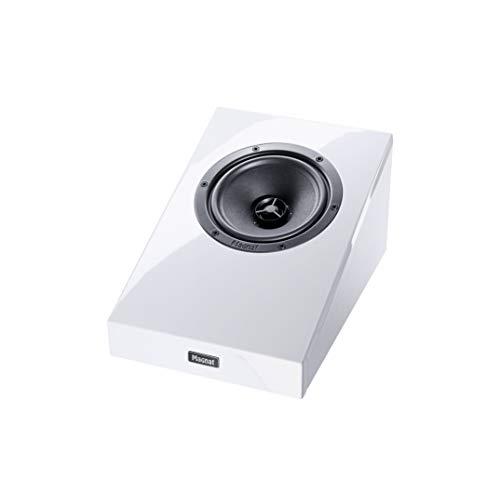 Magnat ATM 202, Heimkino-Zusatzlautsprecher mit Dolby® Atmos-Zertifizierung, Nach den strengen Dolby® Atmos Vorgaben lizensiertes Lautsprechersystem , Weiß, 1 Paar