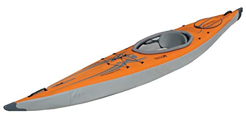 Advanced Elements AirFusion Evo Kayak, Inflatable Unisex-Adult, Orange, 400cm