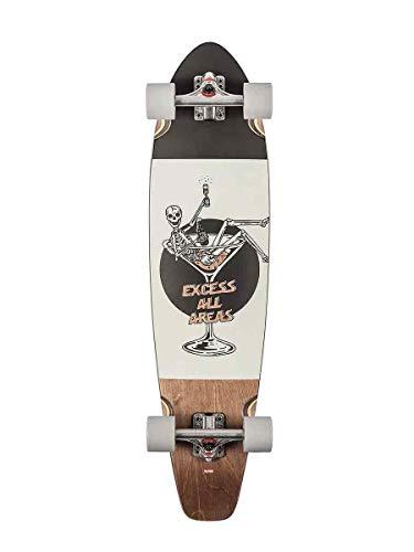 Globe Men's The All-Time aimez Skater Nous Vous proposons des planches Design au Rapport qualité Prix Incomparable, Excess, 35