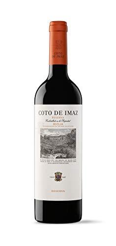 Vino Rojo DOC Rioja - El Coto de Imaz, 75cl
