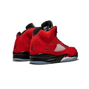 Nike Air Jordan 5 V Retro Raging Bulls Red 2021 DD0587-600 US Size 8.5