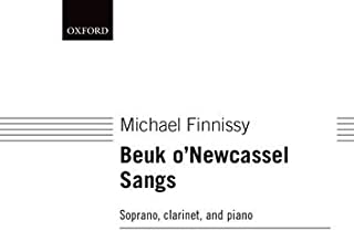 Beuk o'Newcassel Sangs (Oxford Vocal Music)