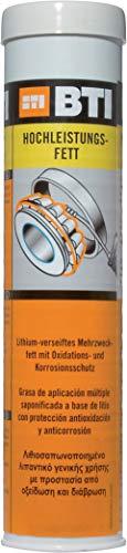BTI Hochleistungs-Fett lithiumverseift, 400 g, Kartusche