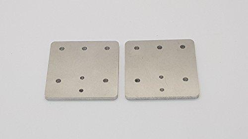 tronxy X5S X placas. Aluminio gantry Brack