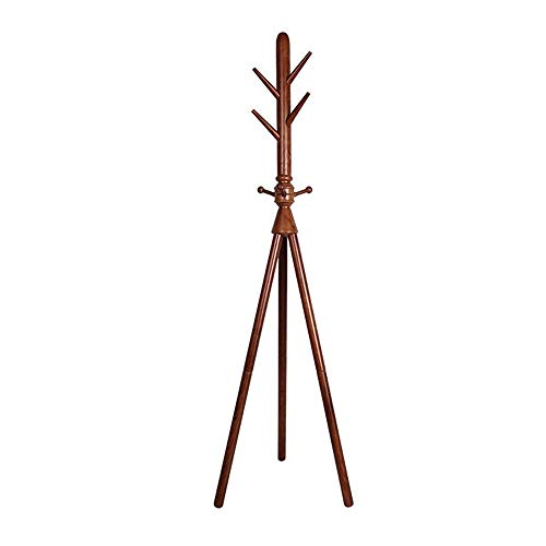 N/Z Home Equipment Stand Storage Rack Modern simplicity Nordic Style Wood Coat Rack Stand Entryway Hall Tree Coat Tree For Hat Clothes Scarves Purse Versatile Usage for Bags Hats Hats