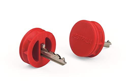 Westfalia-Automotive 942001513214 Ersatzschlüssel Nummer 14 für die abnehmbareAnhängekupplung
