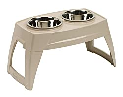Suncast Elevated Feeding Tray