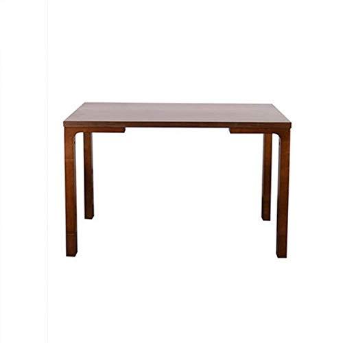 FTFTO Haushaltsprodukte Tisch Massivholztisch Verstellbarer Esstisch Kombinationsstuhl Haushalts Rechteckiger Esstisch Schreibtische