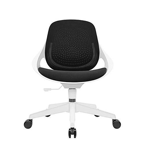 LYJ Silla de oficina ajustable, silla giratoria silla de juego giratorio de elevación silla de oficina silla multifuncional de malla silla de aprendizaje informático for el hogar / oficina / estudio
