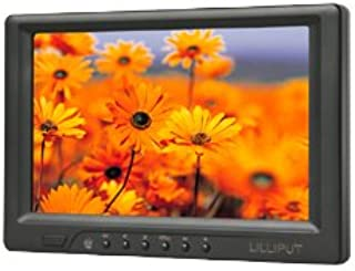 """LILLIPUT 7"""" 669gl-70np/c/t Touch Screen with Hdmi,dvi Input by VIVITEQ INC"""