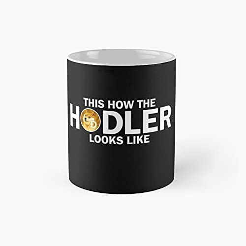 I'm Only Talking To My Doge Today Classic Mug - Unique Gift Ideas For Her From Daughter Or Son Cool Novelty Cups 11 Oz.