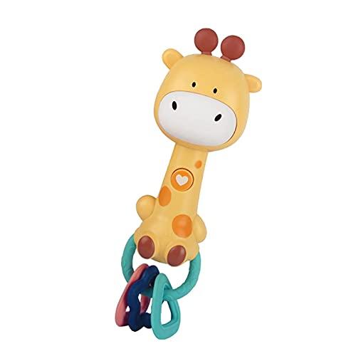 WINBST Sonajero para bebé, juguete musical, móvil Montessori, para niños a partir de 3 – 12 meses, regalo