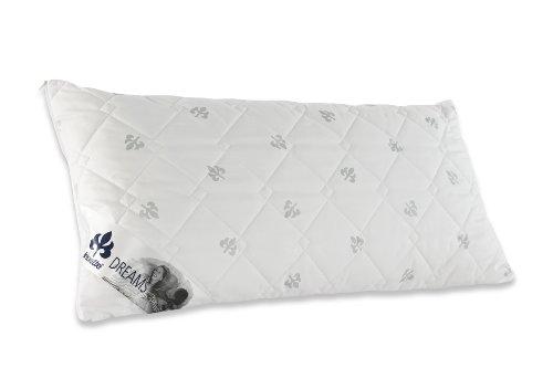 Badenia Bettcomfort Nackenstützkissen Dreams Feeling, 40 x 80 cm, weiß