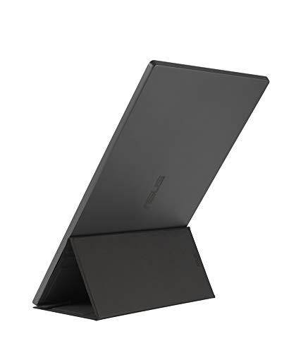 Asus ZenScreen MB16ACE 39,62cm (15,6 Zoll) tragbarer USB-Monitor (Full HD, Hybrid-Signal-Lösung, USB Typ-C, Blaulichtfilter, entspiegelte Oberfläche)