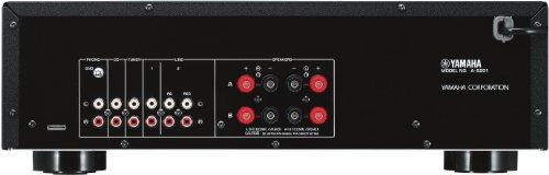 Yamaha A-S201 Amplificateur Stéréo Noir