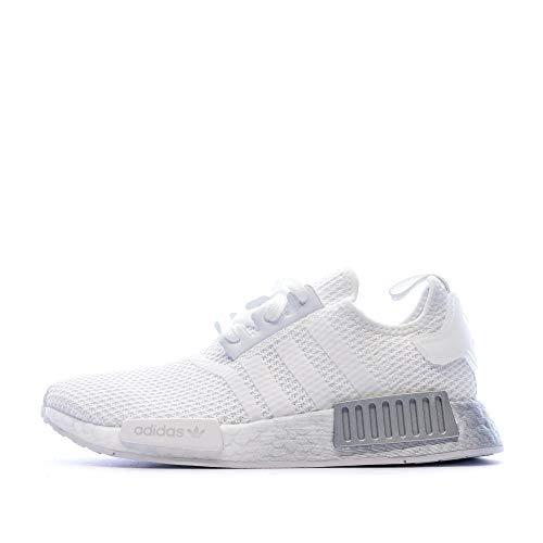 adidas Damen NMD_R1 W Sneaker Weiß, 37 1/3