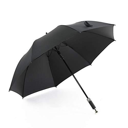 2020 Business All-Fiber Vinyl Sonnenschutz Regenschirm Golf Rolls-Royce Werbung Regenschirm Anti-Wind-Regenschirm