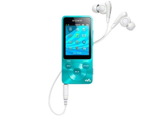 SONY ウォークマン Sシリーズ 16GB ブルー NW-S785/L