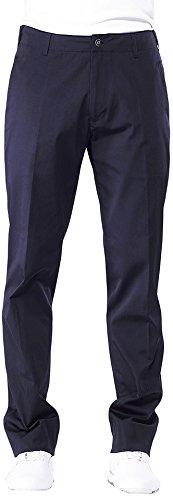 IJP Design, Pantaloni Uomo Performance, Blu (Navy), 34/30