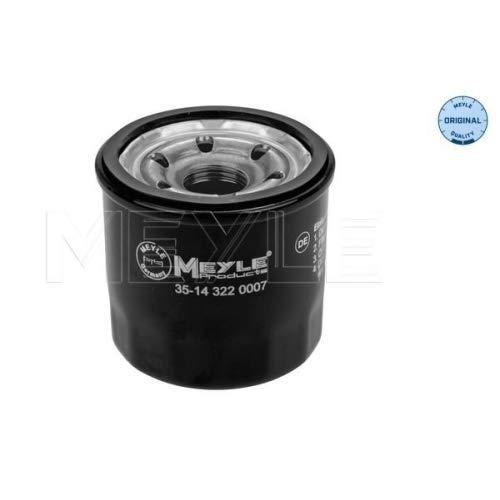 Oliefilter MEYLE 35-14 322 0007 63 mm