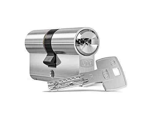 Schließzylinder DOM ix Twido Doppelprofilzylinder Länge: 30/30mm mit Bohr- und Ziehschutz mit 5 Schlüssel